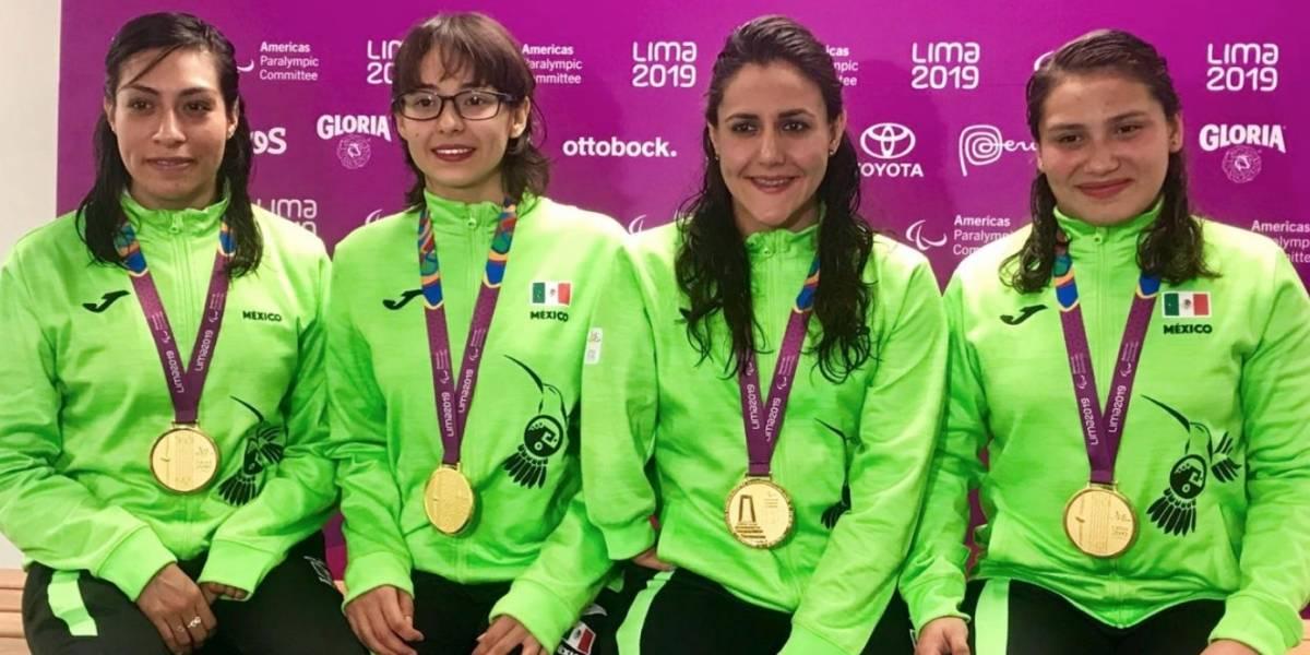 Lima 2019: Medallero de México en los Juegos Parapanamericanos