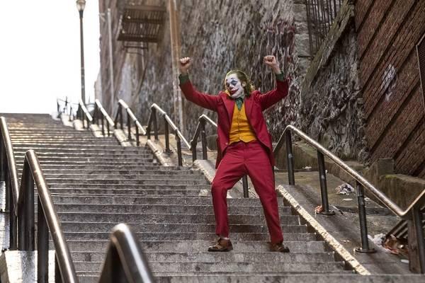 Las Escaleras De Joker Fueron Consideradas Como Destino