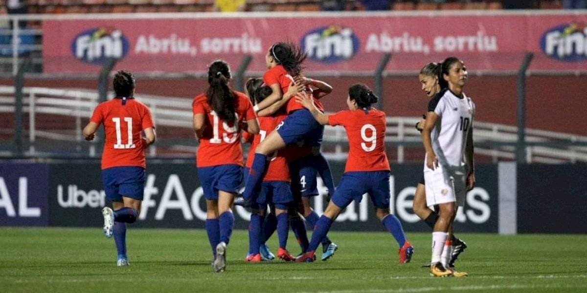 La Roja femenina enfrentará a Australia en amistosos de preparación para el repechaje de Tokio 2020