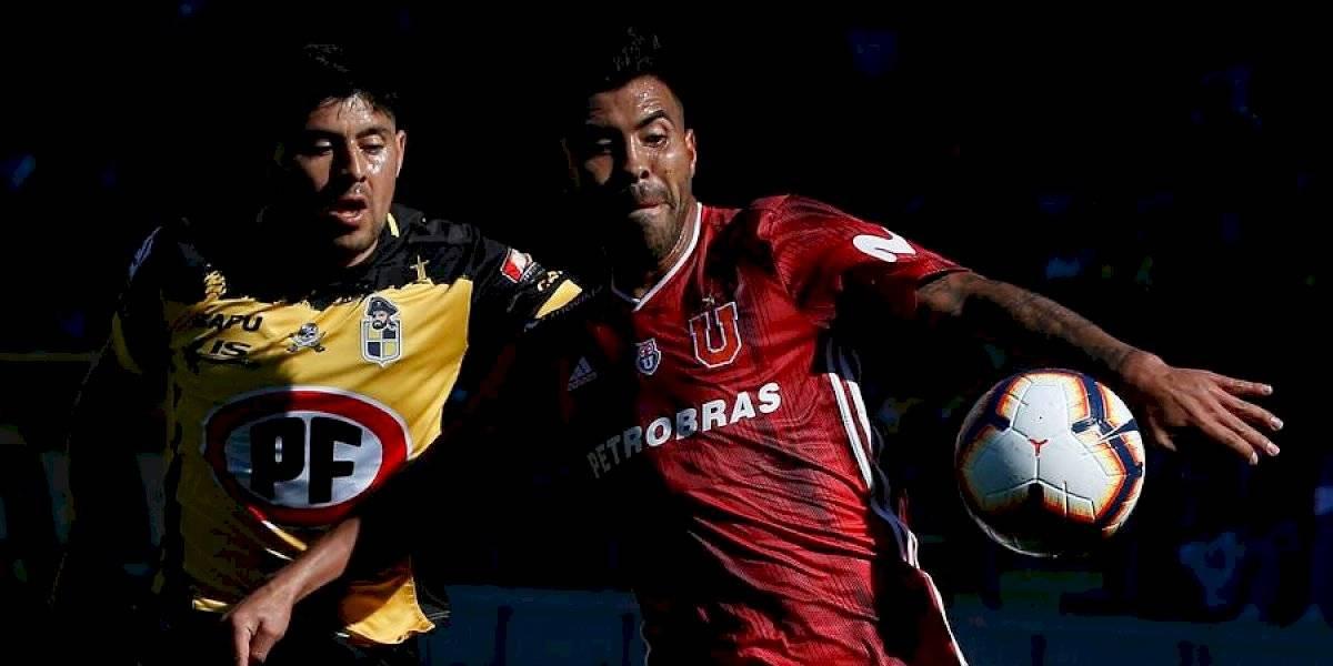 Así vivimos el electrizante empate que firmaron la U y Coquimbo Unido