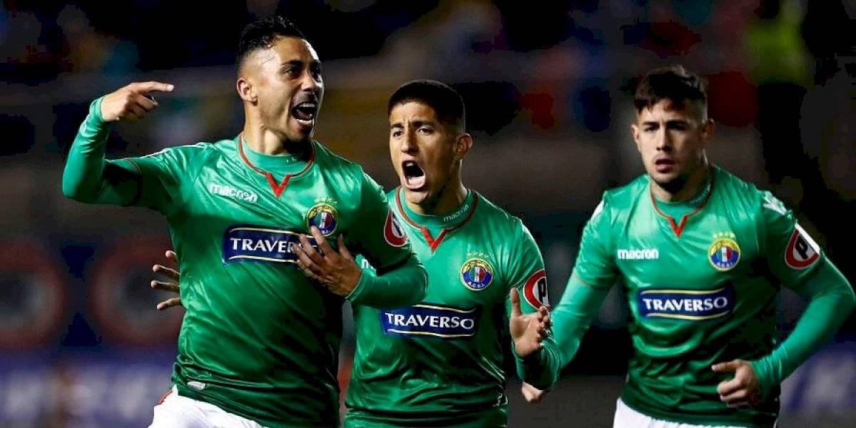 Audax Italiano derrotó a Unión Española en el debut de Ronald Fuentes en la banca hispana