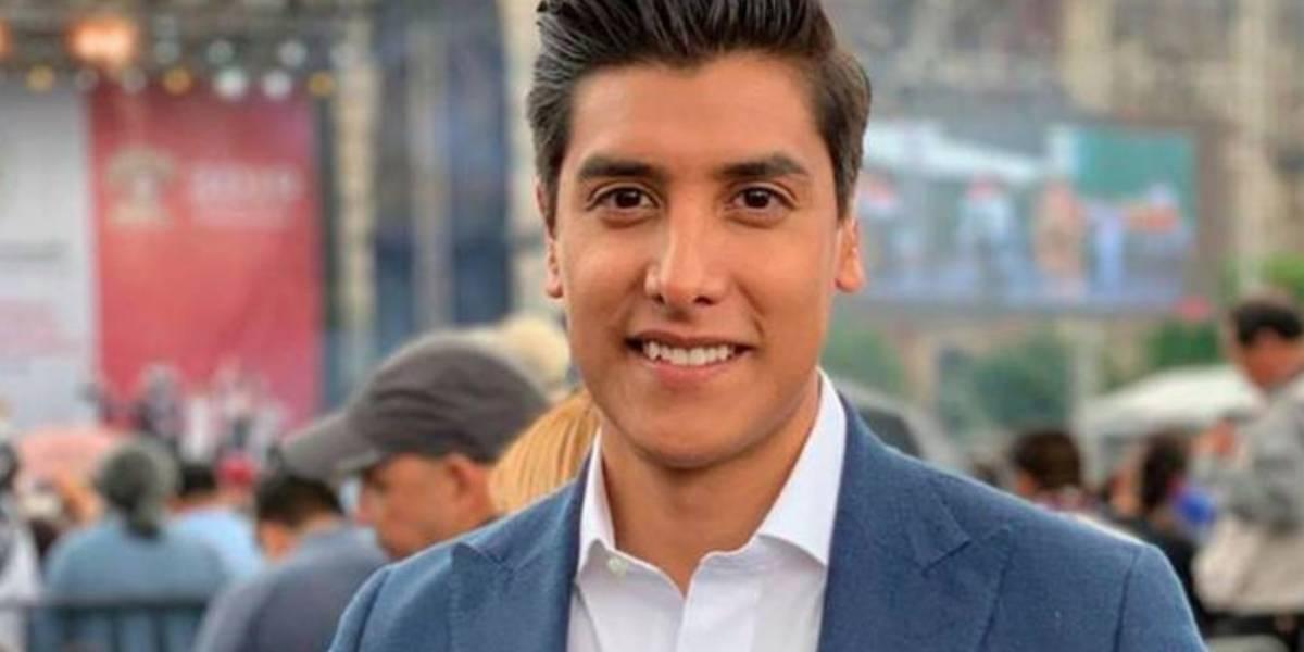 Cómo lucirá reportero de ADN40, Juan Manuel Jiménez, tras operación de nariz