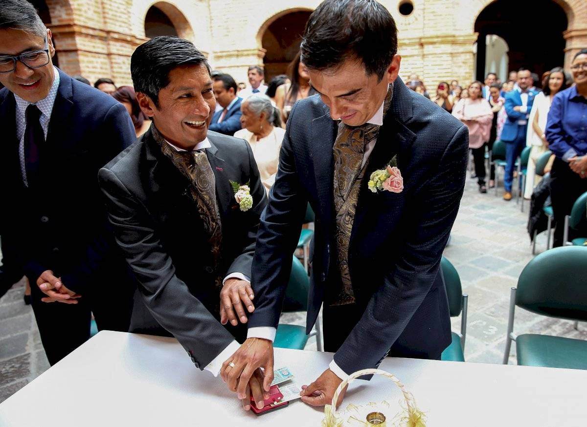 Matrimonio igualitario en Ecuador