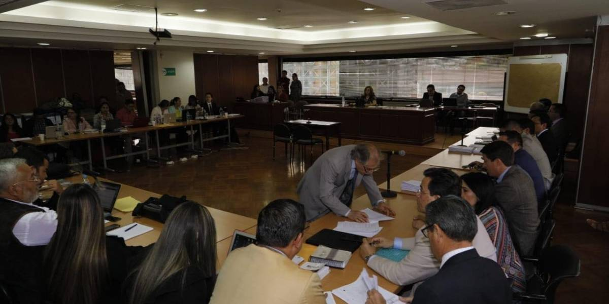 Laura Terán revela una lista de posibles involucrados en el caso 'Sobornos'