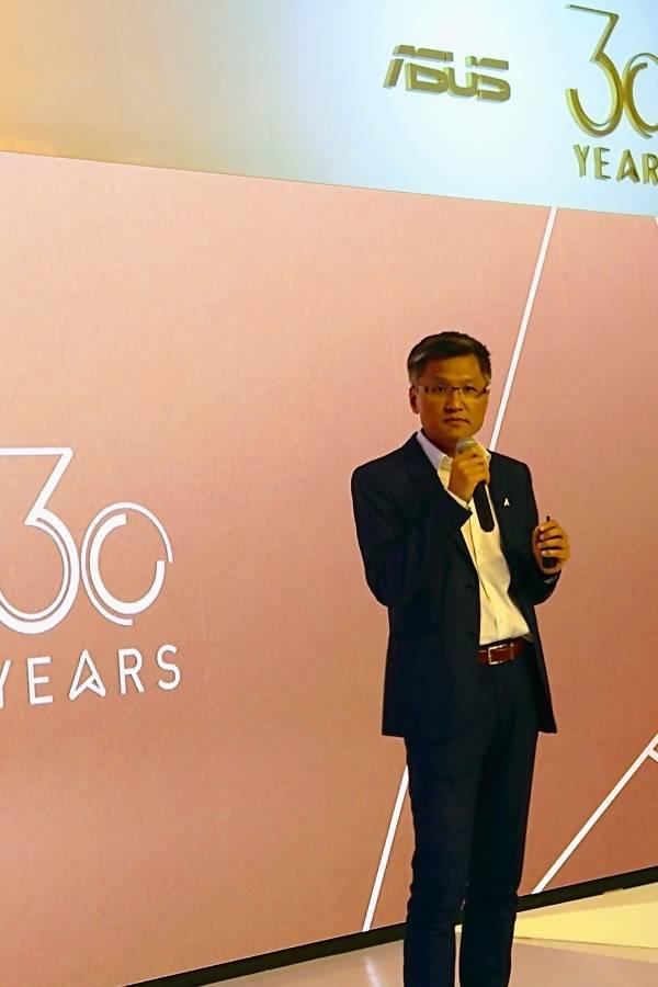 ASUS celebra 30 años