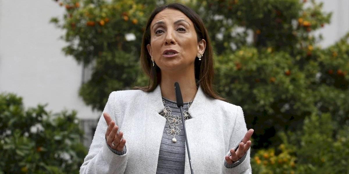 """Cecilia Pérez: """"No creemos que el PS tenga vínculos con el narcotráfico"""""""