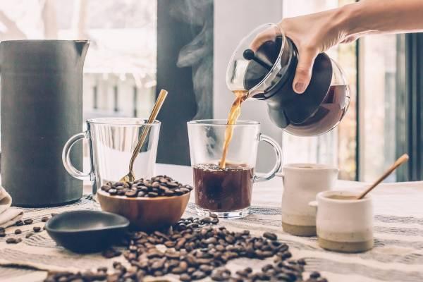 Tomar cafe ayuda a bajar de peso