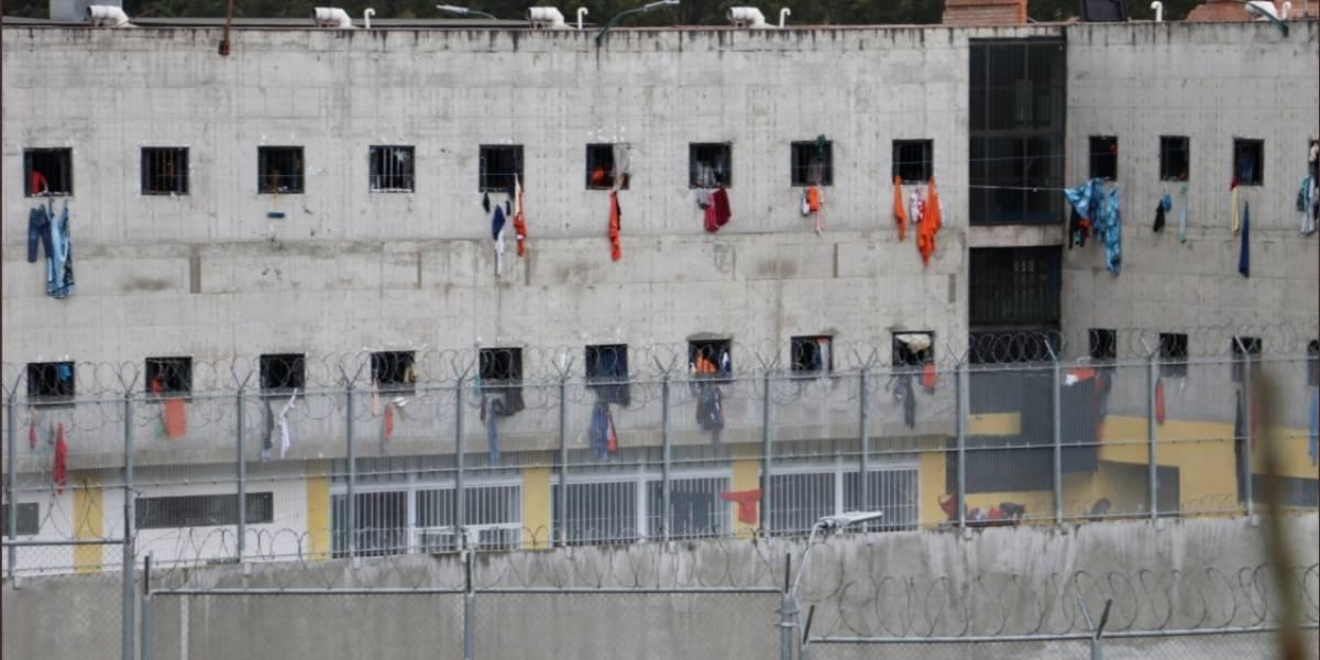 Intento de amotinamiento en cárcel de Turi, en Cuenca, logró ser controlado