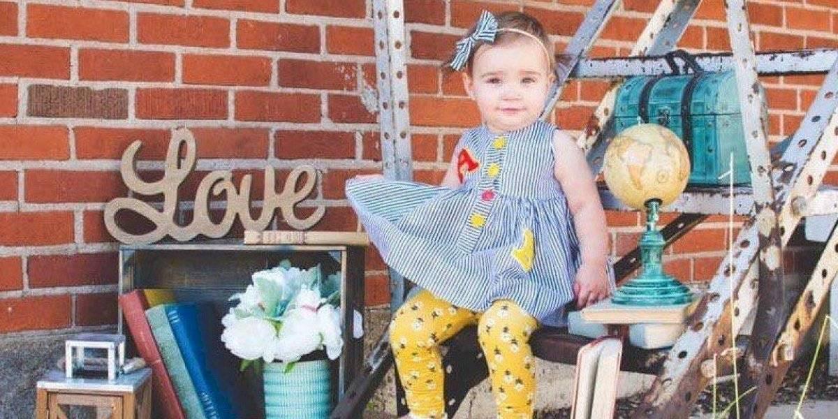El rostro de la tragedia: la devastadora historia de la niña de 17 meses que lucha por su vida tras el tiroteo en Texas