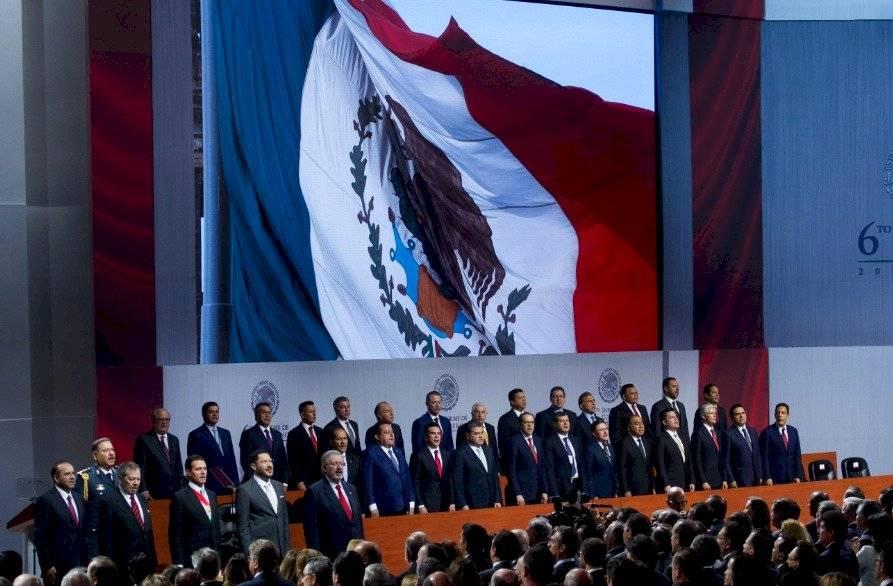 Último informe del gobierno de Enrique Peña Nieto Cuartoscuro/Archivo