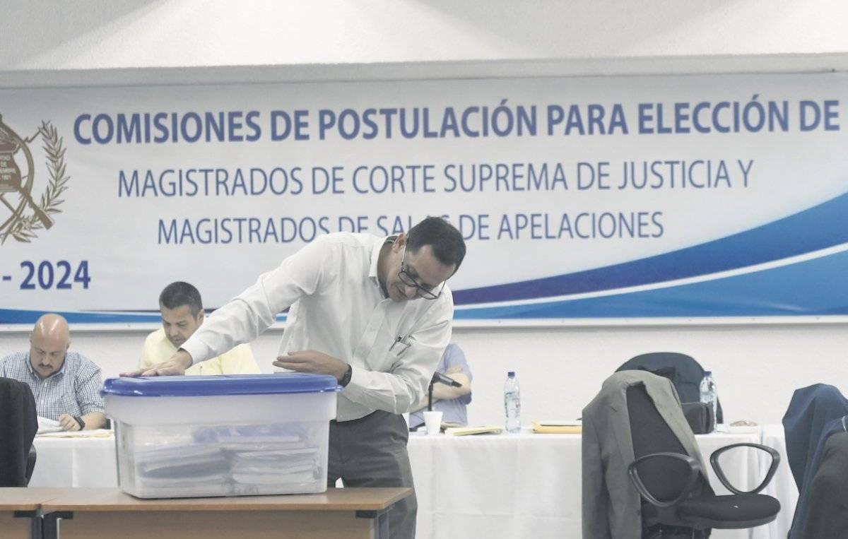Profesionales del derecho buscan ocupar los cargos de magistrado de CSJ y salas de Apelación. Foto: Publinews