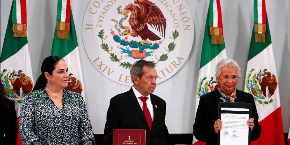 La tarea es enorme pero es mayor nuestro compromiso: Sánchez Cordero