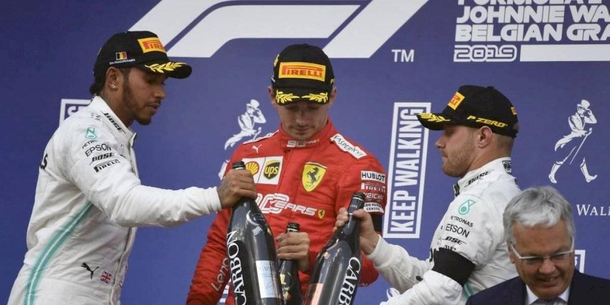 VIDEO. Charles Leclerc dedica su primera victoria en F1 a su amigo muerto