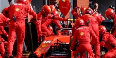 Charles Leclerc dedica triunfo F1 a su amigo muerto