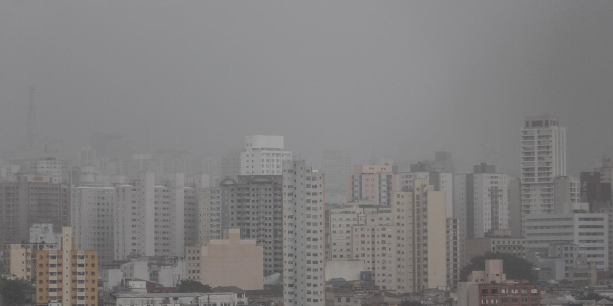 Previsão do tempo: Chuva persiste nesta segunda-feira em São Paulo
