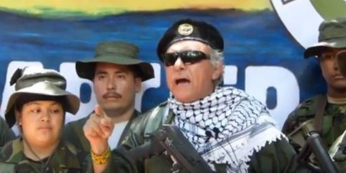"""Santrich aseguró que buscarán alianza con ELN y criticó al Estado por haber """"traicionado"""" la paz"""
