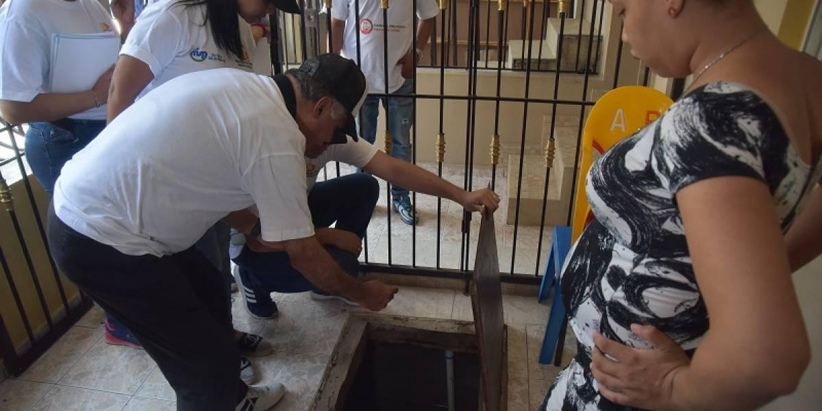 MITUR realizó operativo en Puerta Plata para eliminar de criaderos de mosquitos del Dengue