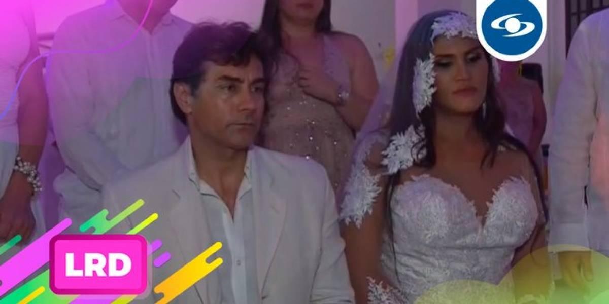 ¿Desplante? Ningún presentador de 'La Red' fue al matrimonio de Mauro Urquijo y su novia trans