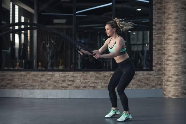 Cardio para quemar grasa sin saltos