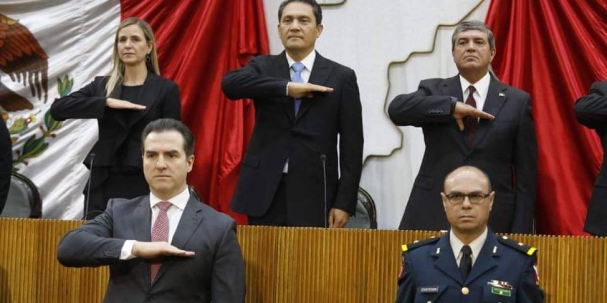 Ruiz nuevo presidente del Congreso de Nuevo León