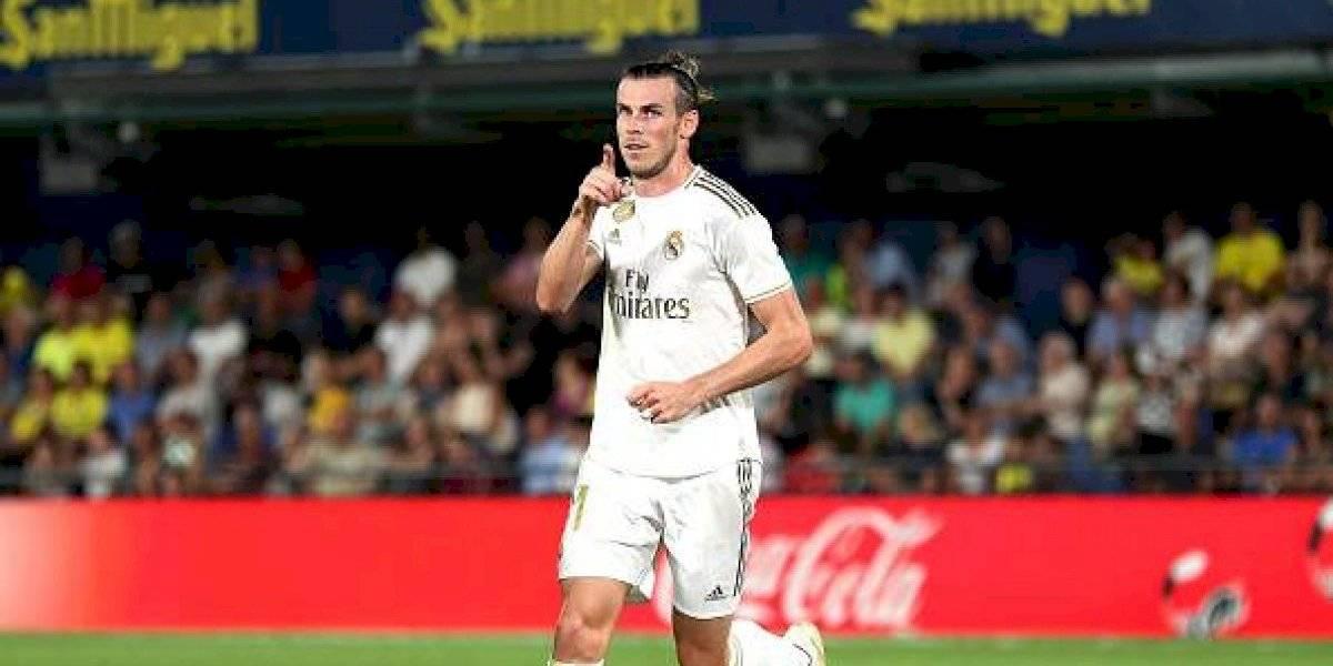 Doblete de Gareth Bale rescata al Real Madrid ante el Villarreal