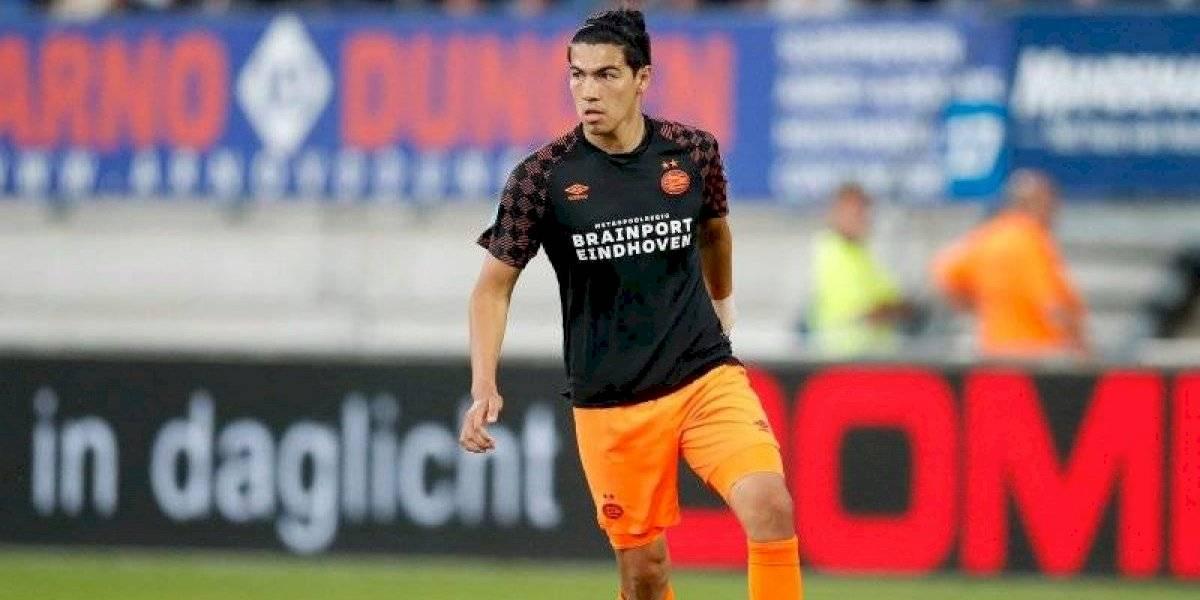 Con Erick Gutiérrez como titular, PSV venció al RKC Waalwijk