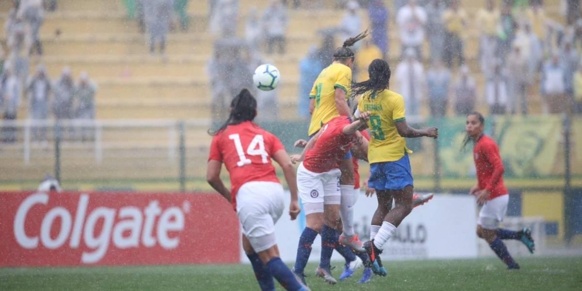 Minuto a minuto: La Roja femenina va por el título amistoso enfrentando a Brasil en la final