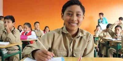 Unos 12 millones de estudiantes van a clases en Sierra y Amazonía