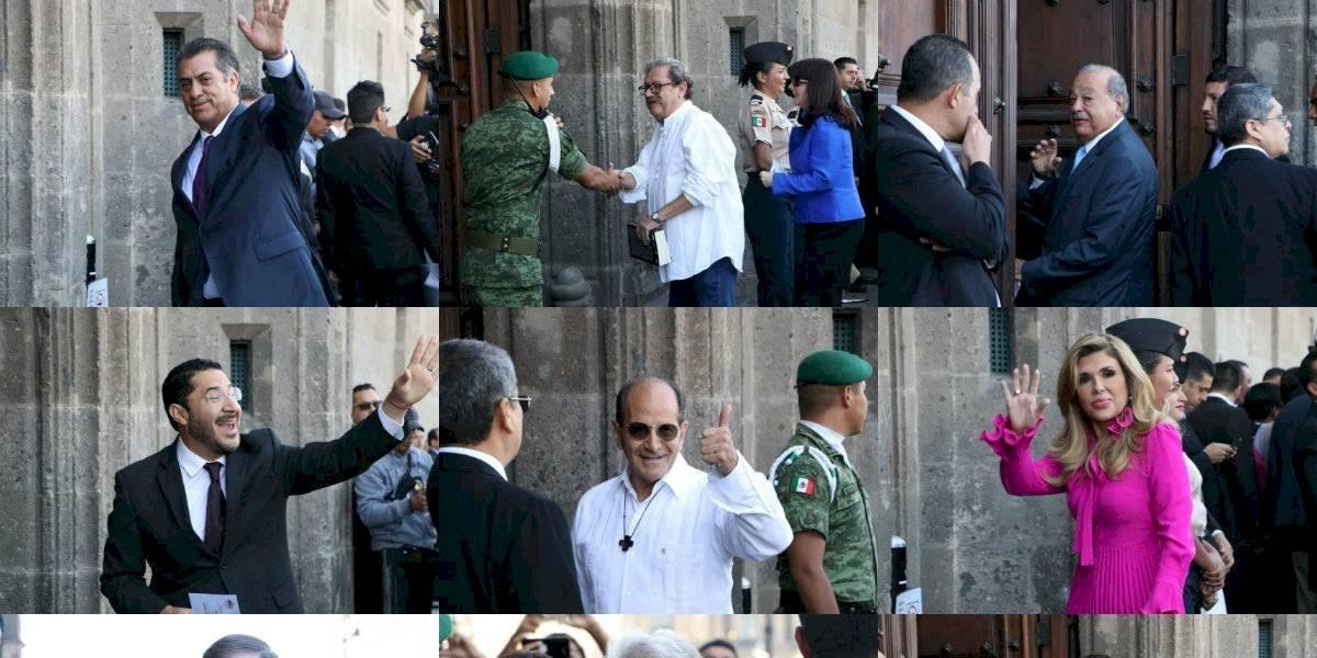 FOTOS: Los invitados al Informe de Gobierno de AMLO