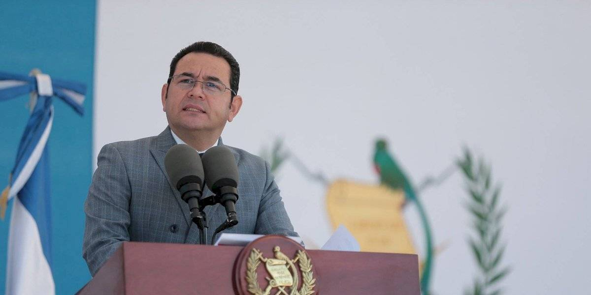 """Presidente Morales: """"Gracias a Dios los echamos"""""""
