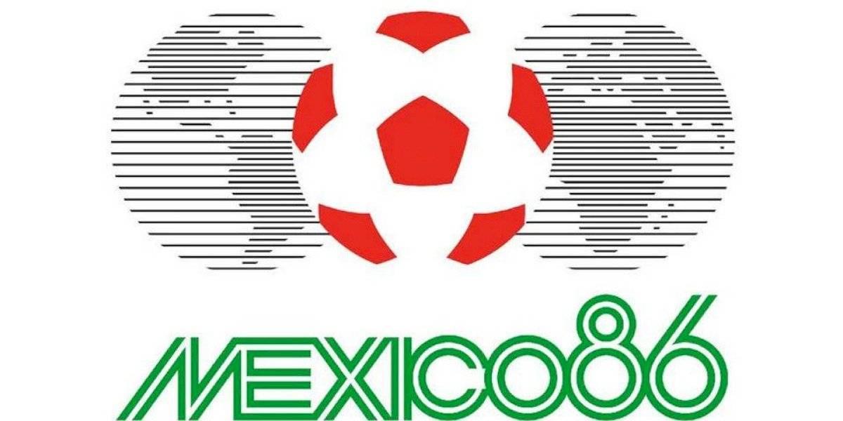 Logo de México 86 compite por ser el mejor en la historia de los Mundiales