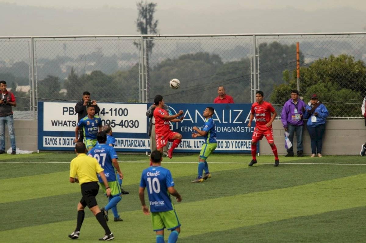 Mixco vence a Malacateco