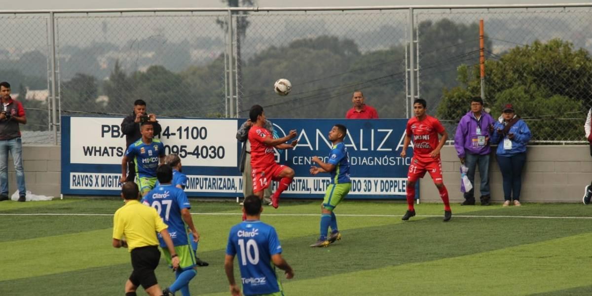 Mixco incorpora a su equipo a un experimentado personaje del futbol nacional