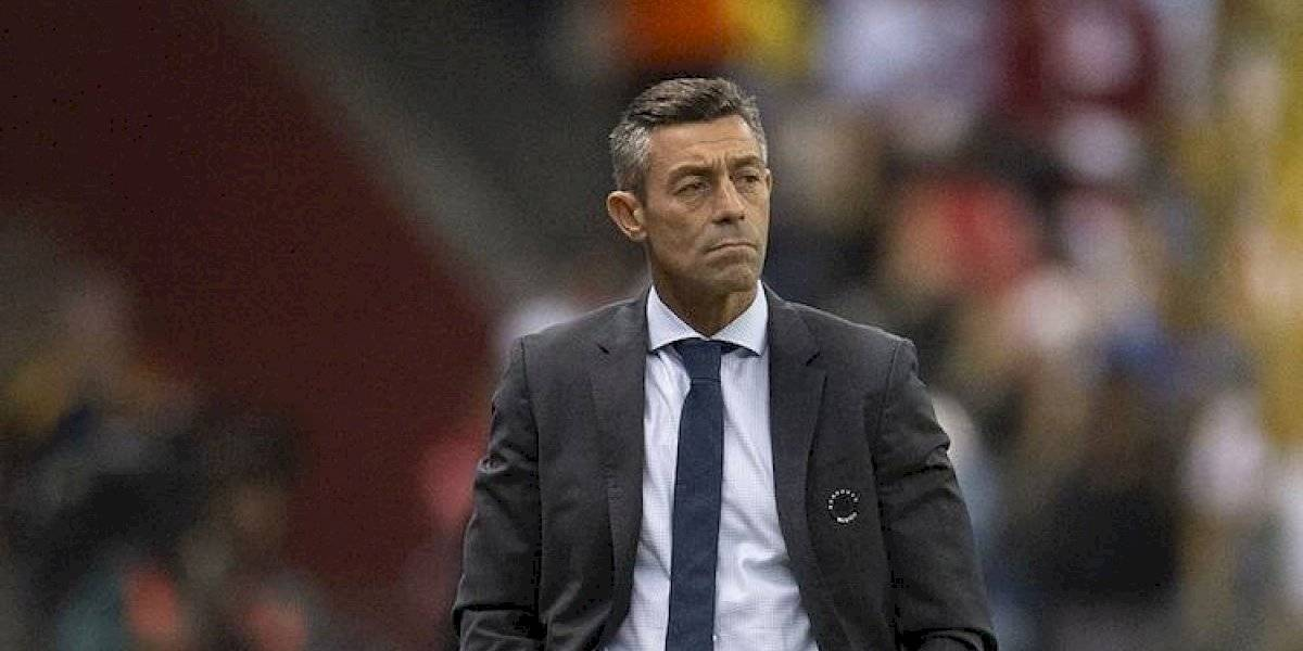 """No caen bien al equipo la Fecha FIFA"" Pedro Caixinha"