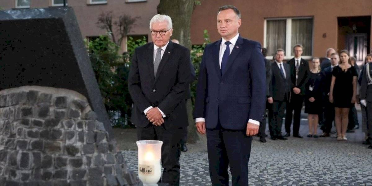 Polonia recuerda aniversario 80 del inicio de la II Guerra Mundial