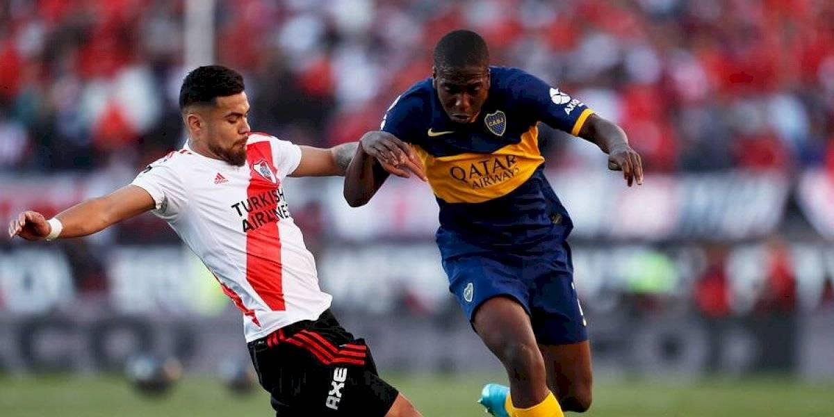 River Plate empató sin goles ante Boca Juniors con Paulo Díaz como titular