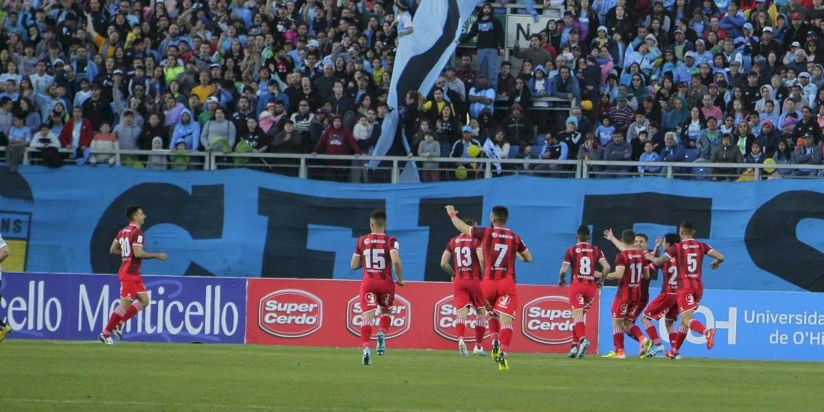 Huachipato ratifica su buen momento con Florentín y golea a O'Higgins en Rancagua