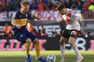 Resultado River Plate vs Boca Juniors Superliga argentina 2019