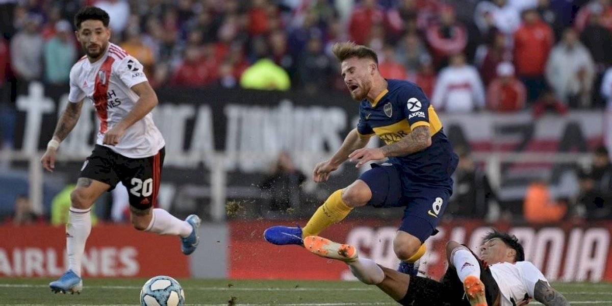 River Plate y Boca Juniors terminan en cero