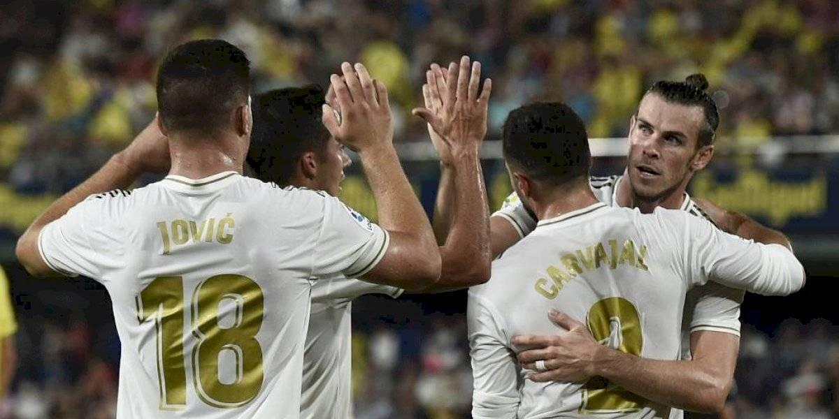 Gareth Bale salva al Real Madrid de la vergüenza, pero sale expulsado