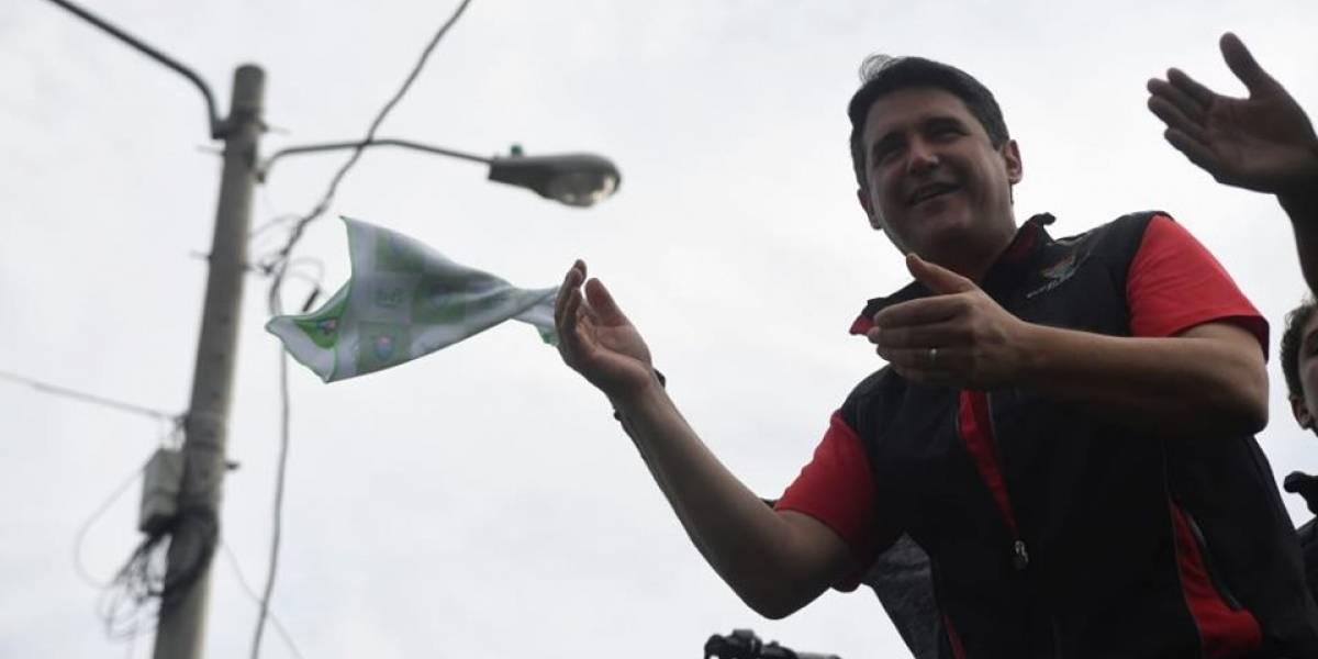 Ricardo Quiñónez expresa su alegría por una edición más de la 21K
