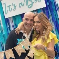 Erika Zaba y Francisco Oliveros