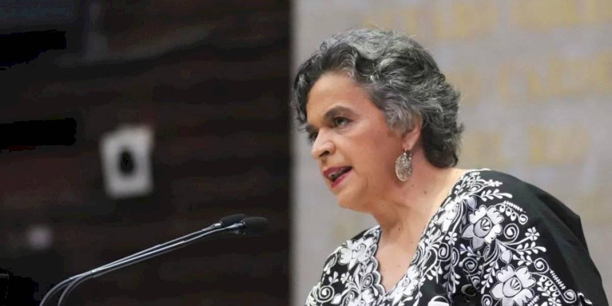Beatriz Paredes pide al gobierno construir una democracia, no una dictadura