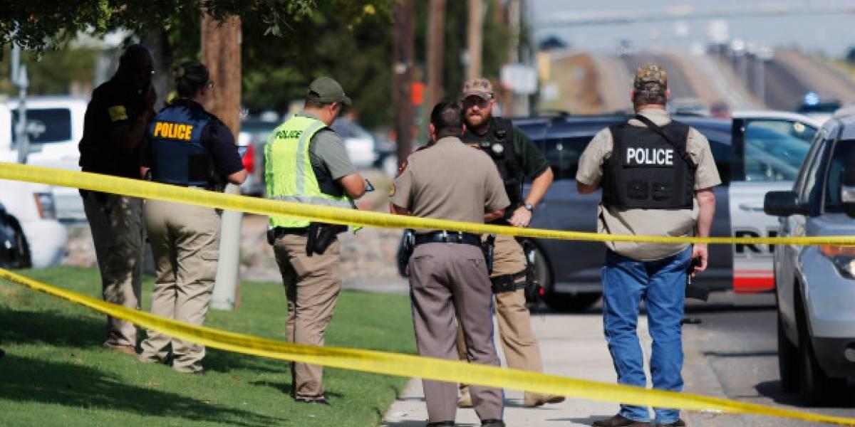 Identifican a responsable de balacera en Texas