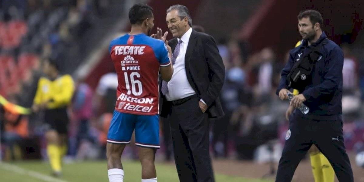 Técnico de Chivas destaca la personalidad de su equipo