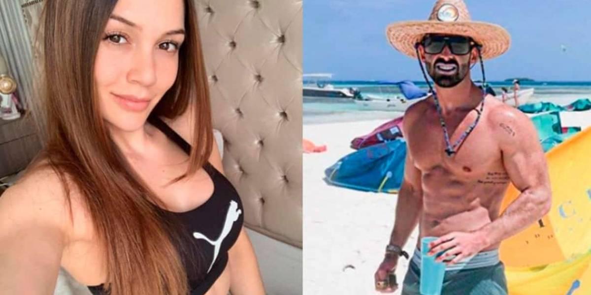 """""""De amor yo no vivo""""... ¿Lina Tejeiro terminó con Norman Capuozzo?"""