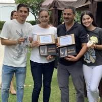 """Golazo del """"Conejito"""" Brizuela: se estrenará como papá"""