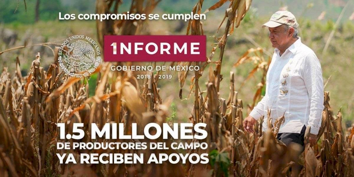 Gobierno de México presume resultados de programas sociales