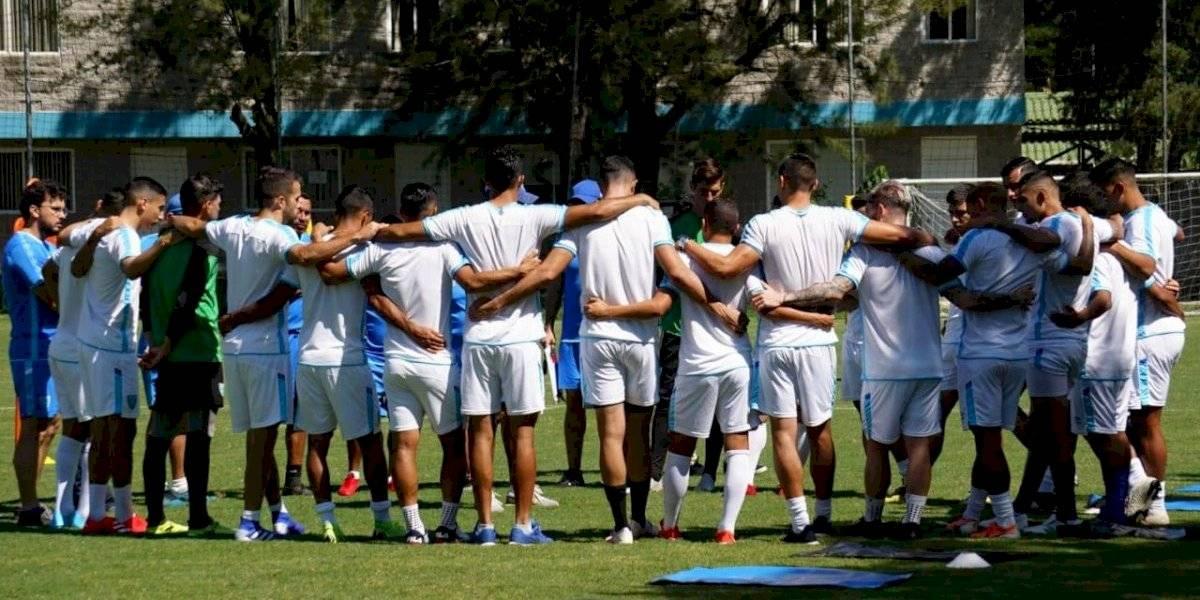 VIDEO. Amarini Villatoro revela quién resguardará el arco de la Selección Nacional