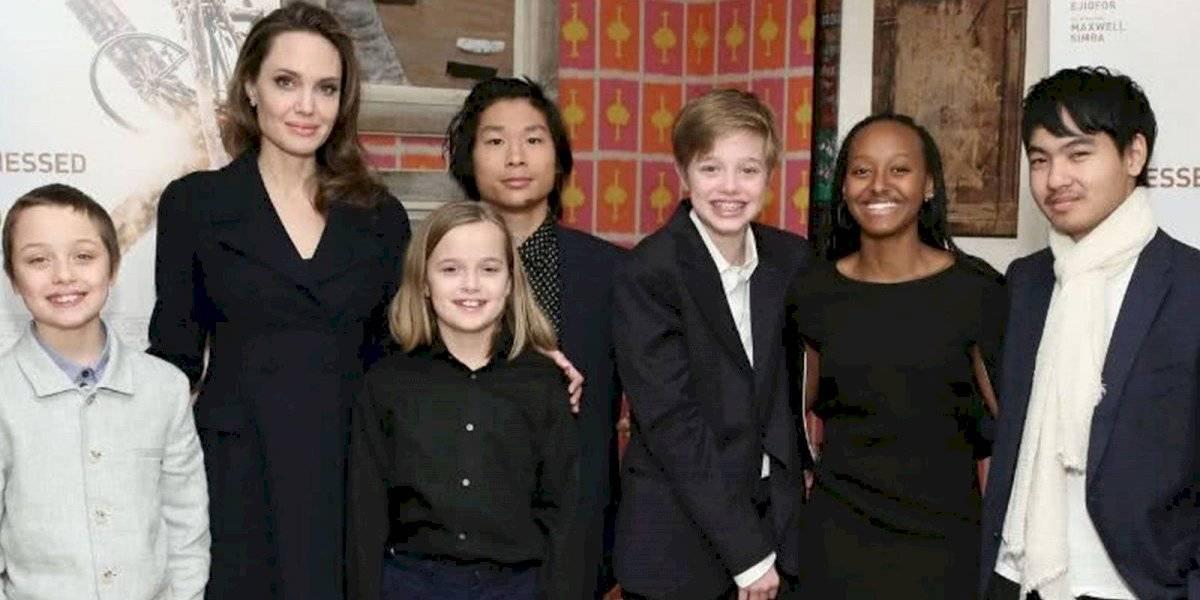 La increíble transformación de Pax, el hijo de Angelina Jolie y Brad Pitt del que nadie habla